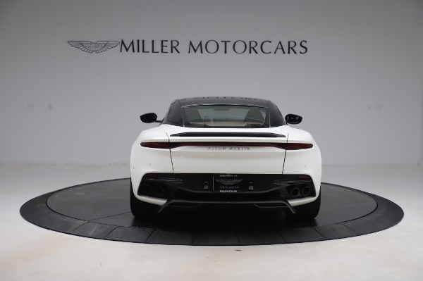 New 2020 Aston Martin DBS Superleggera Coupe for sale $337,686 at Bentley Greenwich in Greenwich CT 06830 7