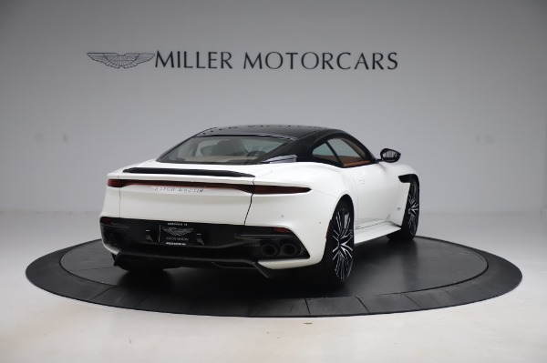 New 2020 Aston Martin DBS Superleggera Coupe for sale $337,686 at Bentley Greenwich in Greenwich CT 06830 8