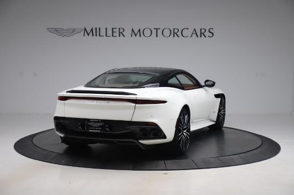New 2020 Aston Martin DBS Superleggera for sale $337,686 at Bentley Greenwich in Greenwich CT 06830 8