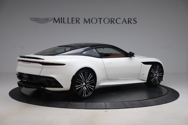 New 2020 Aston Martin DBS Superleggera Coupe for sale $337,686 at Bentley Greenwich in Greenwich CT 06830 9
