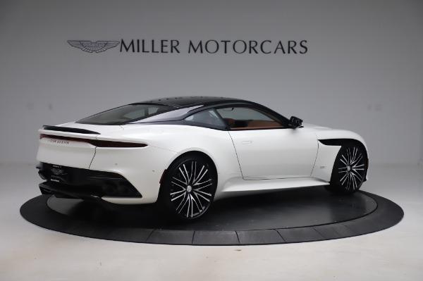 Used 2020 Aston Martin DBS Superleggera for sale $299,990 at Bentley Greenwich in Greenwich CT 06830 9