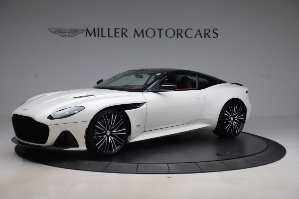 New 2020 Aston Martin DBS Superleggera Coupe for sale $337,686 at Bentley Greenwich in Greenwich CT 06830 1