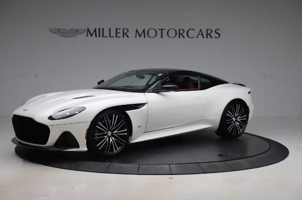 Used 2020 Aston Martin DBS Superleggera for sale $299,990 at Bentley Greenwich in Greenwich CT 06830 1