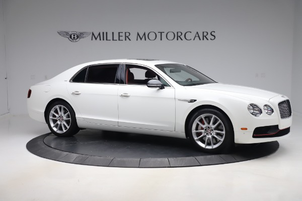 Used 2018 Bentley Flying Spur V8 S for sale Sold at Bentley Greenwich in Greenwich CT 06830 10