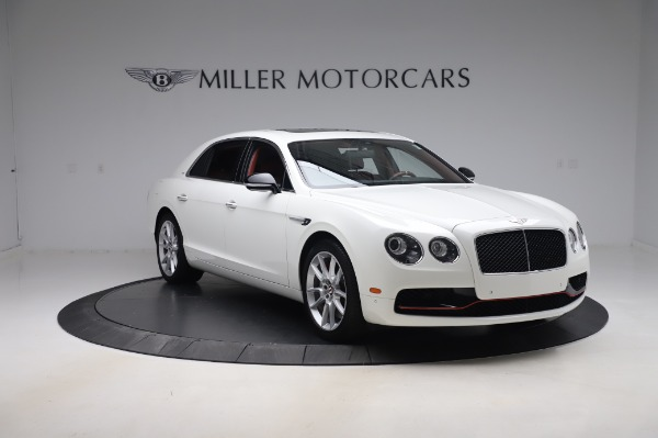 Used 2018 Bentley Flying Spur V8 S for sale $149,900 at Bentley Greenwich in Greenwich CT 06830 11