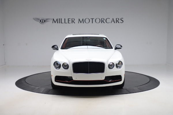 Used 2018 Bentley Flying Spur V8 S for sale Sold at Bentley Greenwich in Greenwich CT 06830 12