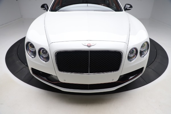 Used 2018 Bentley Flying Spur V8 S for sale $149,900 at Bentley Greenwich in Greenwich CT 06830 13