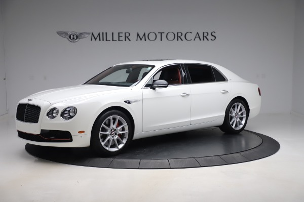 Used 2018 Bentley Flying Spur V8 S for sale Sold at Bentley Greenwich in Greenwich CT 06830 2