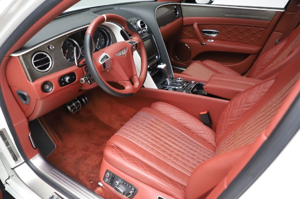 Used 2018 Bentley Flying Spur V8 S for sale Sold at Bentley Greenwich in Greenwich CT 06830 20