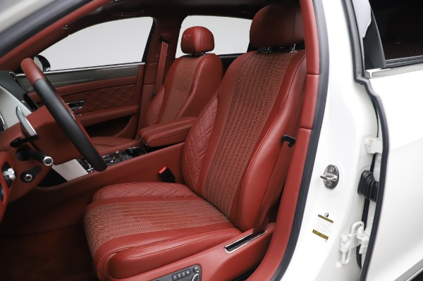 Used 2018 Bentley Flying Spur V8 S for sale Sold at Bentley Greenwich in Greenwich CT 06830 23
