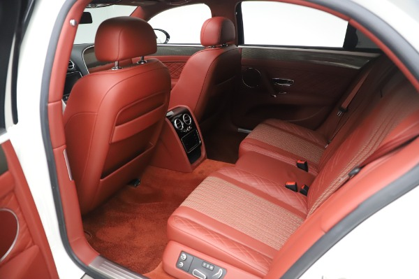 Used 2018 Bentley Flying Spur V8 S for sale Sold at Bentley Greenwich in Greenwich CT 06830 24