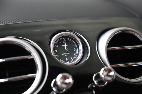 Used 2018 Bentley Flying Spur V8 S for sale Sold at Bentley Greenwich in Greenwich CT 06830 26
