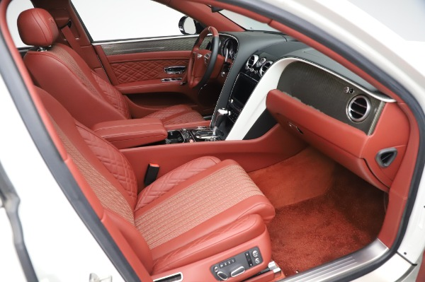 Used 2018 Bentley Flying Spur V8 S for sale Sold at Bentley Greenwich in Greenwich CT 06830 27