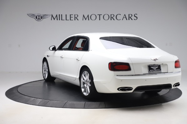 Used 2018 Bentley Flying Spur V8 S for sale Sold at Bentley Greenwich in Greenwich CT 06830 5
