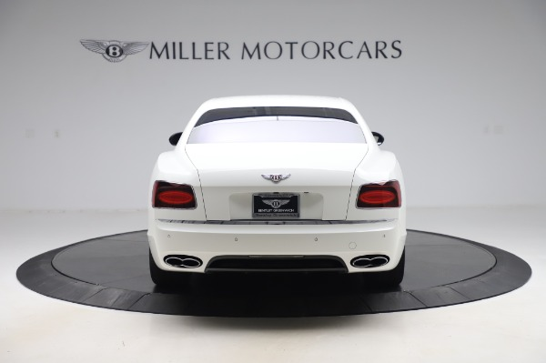 Used 2018 Bentley Flying Spur V8 S for sale Sold at Bentley Greenwich in Greenwich CT 06830 6