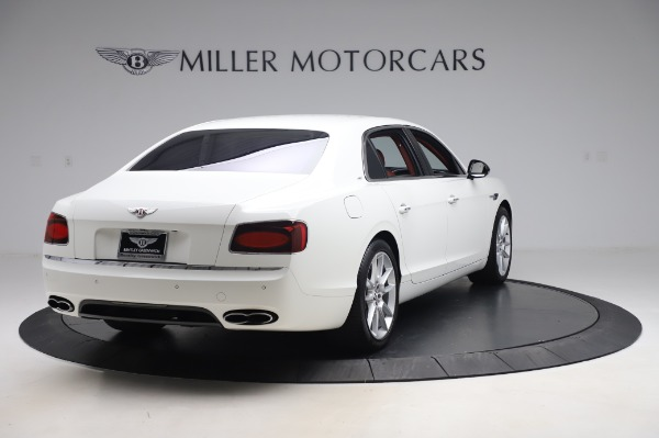 Used 2018 Bentley Flying Spur V8 S for sale Sold at Bentley Greenwich in Greenwich CT 06830 7