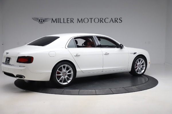 Used 2018 Bentley Flying Spur V8 S for sale Sold at Bentley Greenwich in Greenwich CT 06830 8