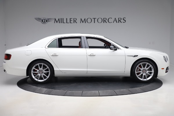Used 2018 Bentley Flying Spur V8 S for sale Sold at Bentley Greenwich in Greenwich CT 06830 9
