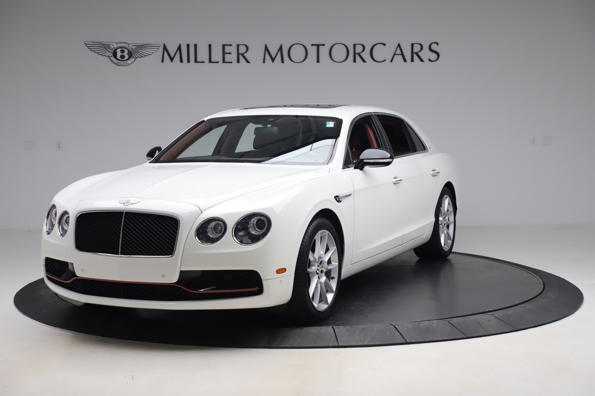 Used 2018 Bentley Flying Spur V8 S for sale Sold at Bentley Greenwich in Greenwich CT 06830 1