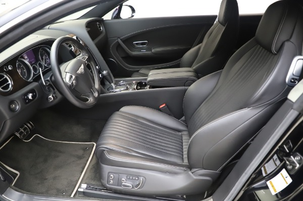 Used 2016 Bentley Continental GT W12 for sale $124,900 at Bentley Greenwich in Greenwich CT 06830 19