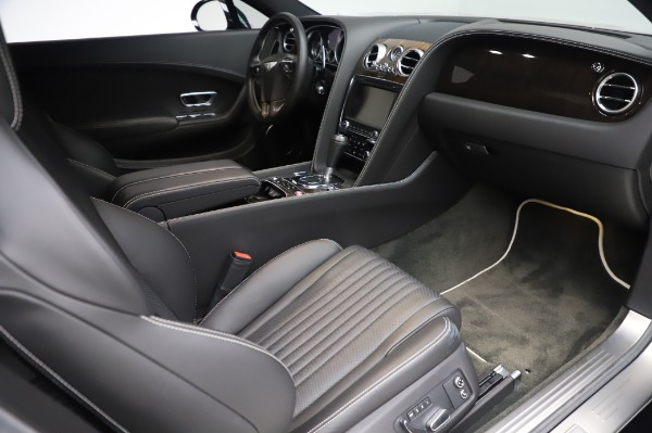 Used 2016 Bentley Continental GT W12 for sale $124,900 at Bentley Greenwich in Greenwich CT 06830 22