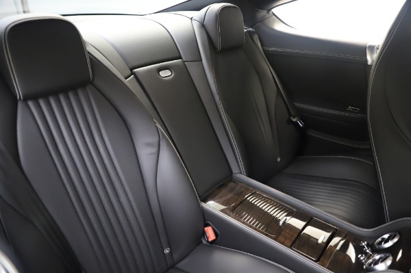 Used 2016 Bentley Continental GT W12 for sale $124,900 at Bentley Greenwich in Greenwich CT 06830 25