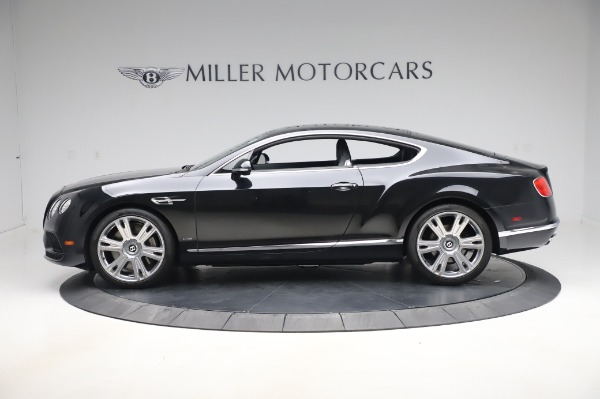 Used 2016 Bentley Continental GT W12 for sale $124,900 at Bentley Greenwich in Greenwich CT 06830 3