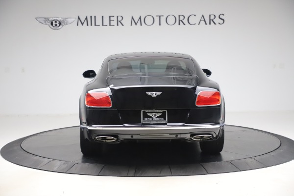 Used 2016 Bentley Continental GT W12 for sale $124,900 at Bentley Greenwich in Greenwich CT 06830 6