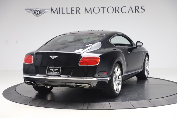 Used 2016 Bentley Continental GT W12 for sale $124,900 at Bentley Greenwich in Greenwich CT 06830 7