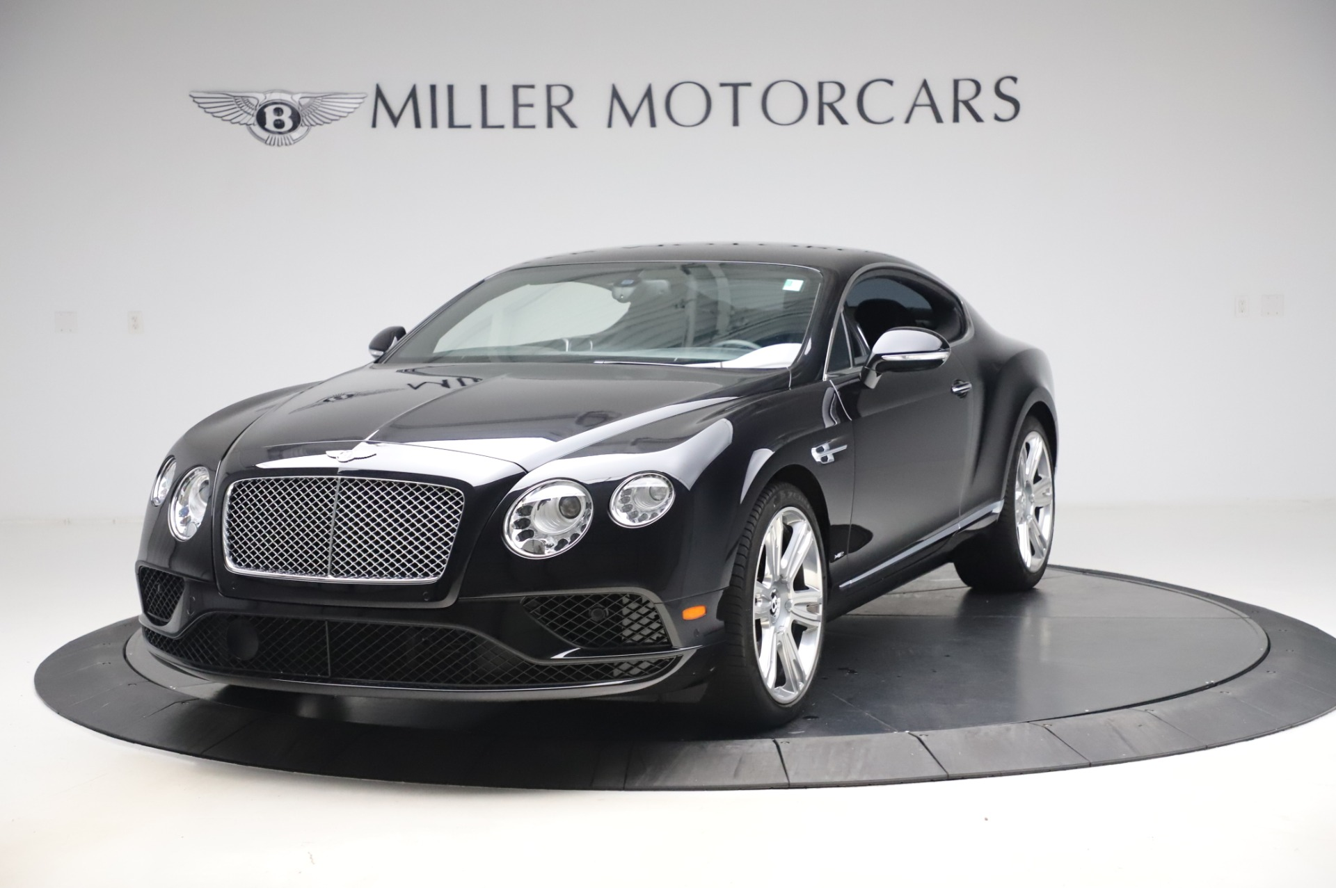 Used 2016 Bentley Continental GT W12 for sale $124,900 at Bentley Greenwich in Greenwich CT 06830 1