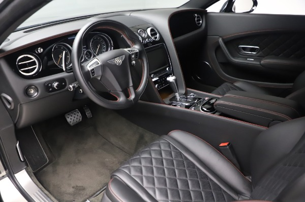 Used 2017 Bentley Continental GT V8 S for sale $133,900 at Bentley Greenwich in Greenwich CT 06830 15