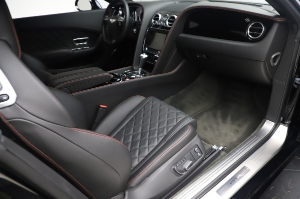 Used 2017 Bentley Continental GT V8 S for sale $133,900 at Bentley Greenwich in Greenwich CT 06830 21