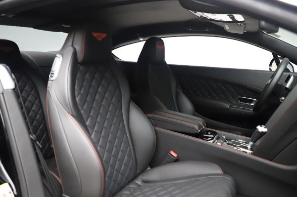 Used 2017 Bentley Continental GT V8 S for sale $133,900 at Bentley Greenwich in Greenwich CT 06830 22