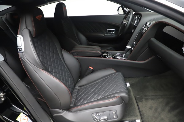 Used 2017 Bentley Continental GT V8 S for sale $133,900 at Bentley Greenwich in Greenwich CT 06830 23