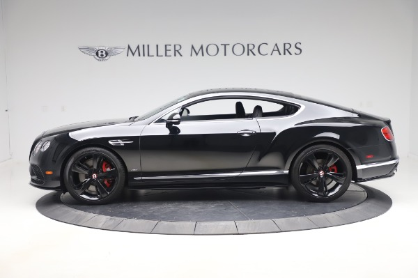 Used 2017 Bentley Continental GT V8 S for sale $133,900 at Bentley Greenwich in Greenwich CT 06830 3