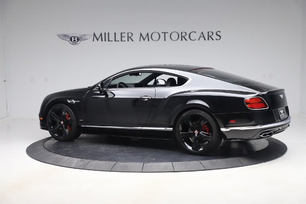 Used 2017 Bentley Continental GT V8 S for sale $133,900 at Bentley Greenwich in Greenwich CT 06830 4