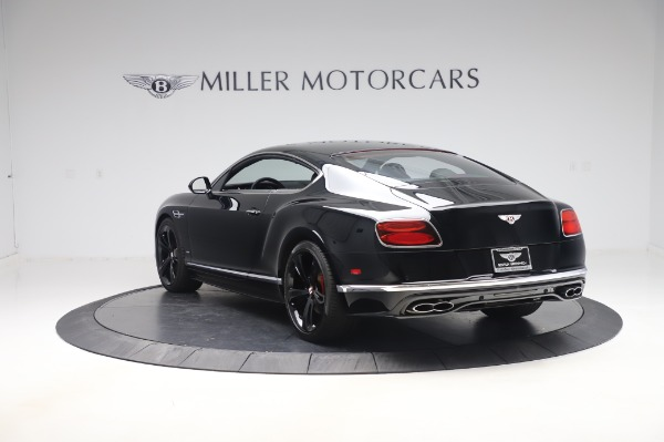 Used 2017 Bentley Continental GT V8 S for sale $133,900 at Bentley Greenwich in Greenwich CT 06830 5
