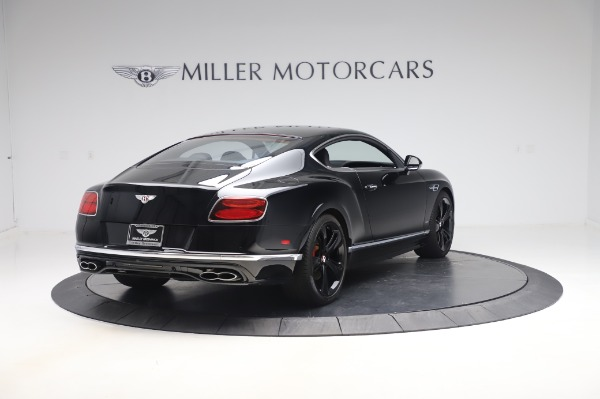 Used 2017 Bentley Continental GT V8 S for sale $133,900 at Bentley Greenwich in Greenwich CT 06830 6