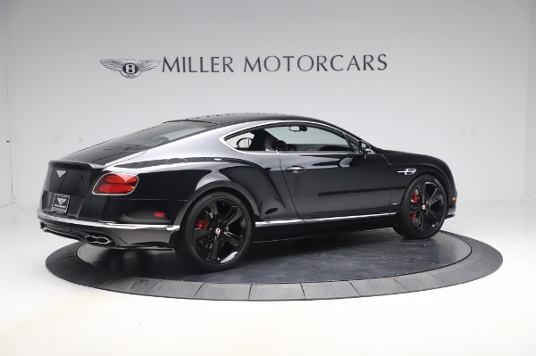 Used 2017 Bentley Continental GT V8 S for sale $133,900 at Bentley Greenwich in Greenwich CT 06830 7