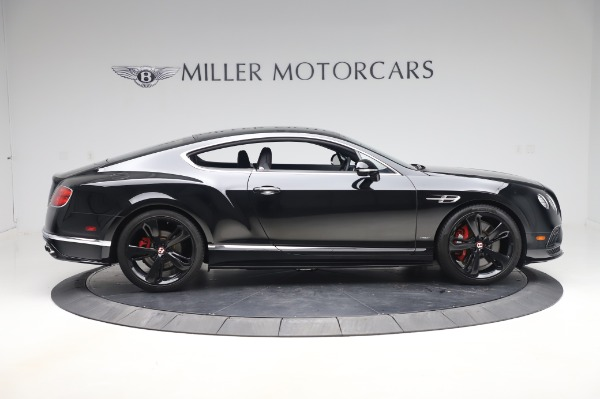 Used 2017 Bentley Continental GT V8 S for sale $133,900 at Bentley Greenwich in Greenwich CT 06830 8
