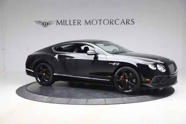 Used 2017 Bentley Continental GT V8 S for sale $133,900 at Bentley Greenwich in Greenwich CT 06830 9