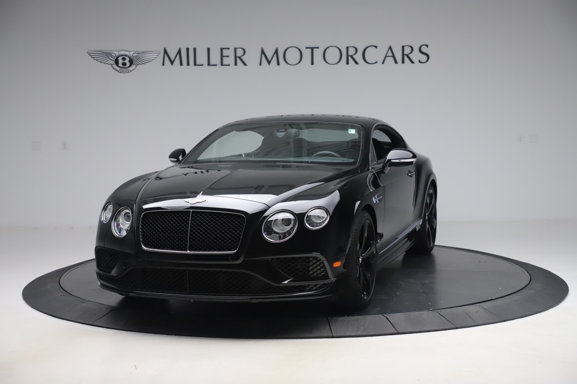 Used 2017 Bentley Continental GT V8 S for sale $133,900 at Bentley Greenwich in Greenwich CT 06830 1