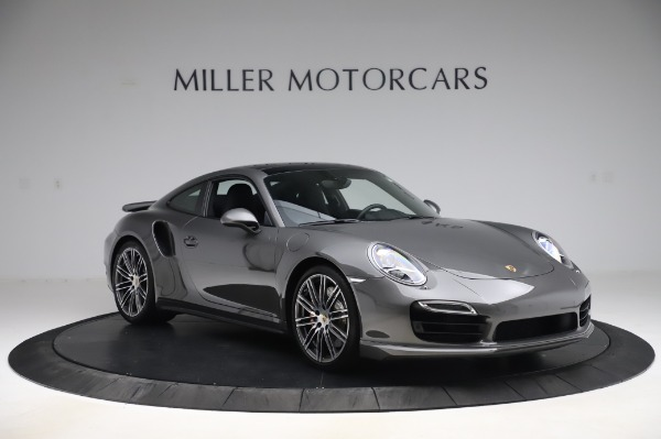 Used 2015 Porsche 911 Turbo for sale $123,900 at Bentley Greenwich in Greenwich CT 06830 11