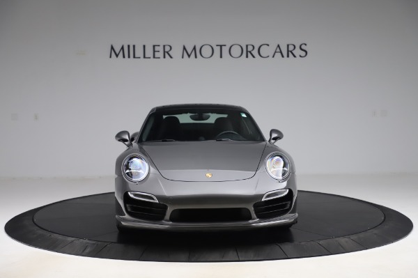 Used 2015 Porsche 911 Turbo for sale $123,900 at Bentley Greenwich in Greenwich CT 06830 12