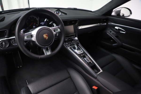Used 2015 Porsche 911 Turbo for sale $123,900 at Bentley Greenwich in Greenwich CT 06830 13