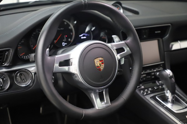 Used 2015 Porsche 911 Turbo for sale $123,900 at Bentley Greenwich in Greenwich CT 06830 21
