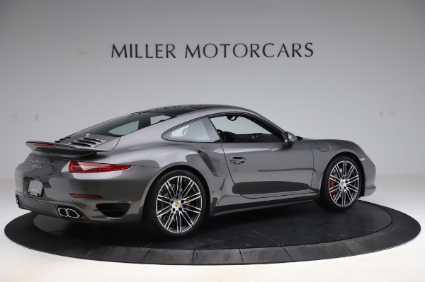 Used 2015 Porsche 911 Turbo for sale $123,900 at Bentley Greenwich in Greenwich CT 06830 8