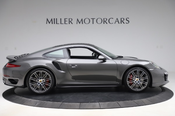 Used 2015 Porsche 911 Turbo for sale $123,900 at Bentley Greenwich in Greenwich CT 06830 9