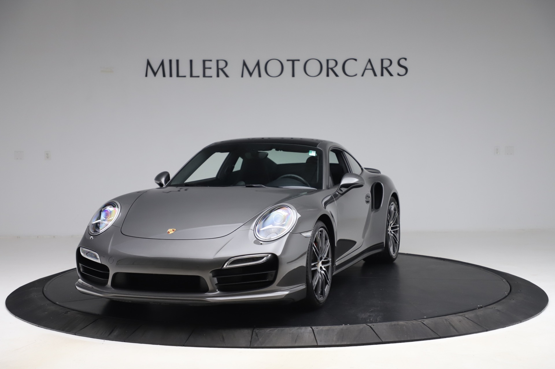 Used 2015 Porsche 911 Turbo for sale $123,900 at Bentley Greenwich in Greenwich CT 06830 1