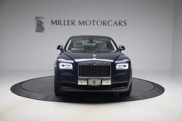 Used 2016 Rolls-Royce Ghost for sale $173,900 at Bentley Greenwich in Greenwich CT 06830 10